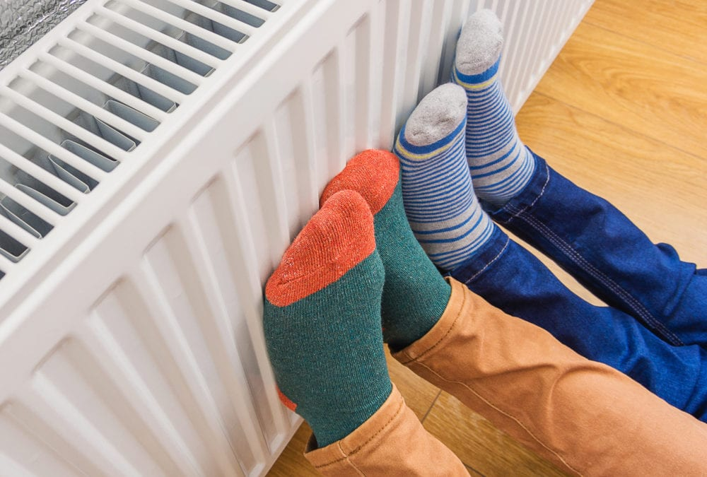 How Does Central Heating Work?