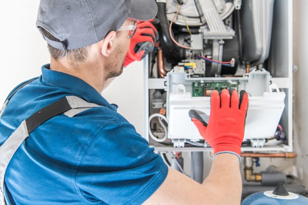 6 Common Furnace problems